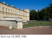 Гатчинский дворец (2014 год). Редакционное фото, фотограф Александр Щепин / Фотобанк Лори