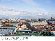 Крыши Петербурга (2014 год). Стоковое фото, фотограф TimoSamo / Фотобанк Лори