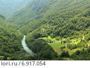 Долина Черногории (2013 год). Стоковое фото, фотограф Анастасия Калинцева / Фотобанк Лори