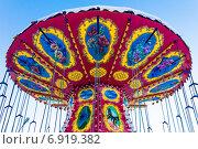 Карусель. Стоковое фото, фотограф Игорь Мухлаев / Фотобанк Лори