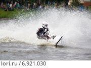 Купить «Состязания по аквабайку», фото № 6921030, снято 2 сентября 2012 г. (c) Smolin Ruslan / Фотобанк Лори