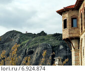 Метеоры. Греция (2012 год). Стоковое фото, фотограф Chutniza / Фотобанк Лори