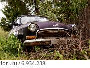 """Автомобиль """"Победа"""" (2010 год). Редакционное фото, фотограф Анна Милованова / Фотобанк Лори"""