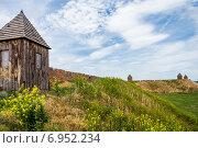 Купить «Крепостной вал в Азове», фото № 6952234, снято 25 мая 2014 г. (c) Борис Панасюк / Фотобанк Лори