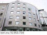 Дом Хааса (Haas-Haus) на Штефансплац в Вене. Австрия (2014 год). Редакционное фото, фотограф stargal / Фотобанк Лори