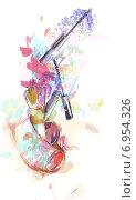 Косметика. Стоковая иллюстрация, иллюстратор Мария Румянцева / Фотобанк Лори