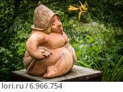 Красавица в шапочке (2013 год). Редакционное фото, фотограф Николай Николаенко / Фотобанк Лори