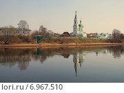 Свято-Екатерининский монастырь в городе Тверь (2014 год). Стоковое фото, фотограф Анатолий Максимов / Фотобанк Лори