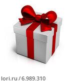 Купить «Подарок», иллюстрация № 6989310 (c) Anatoly Maslennikov / Фотобанк Лори