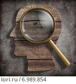 Купить «Концепция исследования проблемы мозга», фото № 6989854, снято 28 июня 2012 г. (c) Андрей Кузьмин / Фотобанк Лори