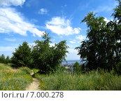 Вид на Саратов. Стоковое фото, фотограф Михаил Уткин / Фотобанк Лори