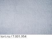 Текстура вязаной ткани. Стоковое фото, фотограф Андрей Семин / Фотобанк Лори