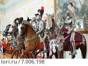 Купить «Рыцарский зал государственного Эрмитажа. Knights Hall of the Hermitage, St.Petersburg», фото № 7006198, снято 30 июня 2011 г. (c) Александр Подшивалов / Фотобанк Лори