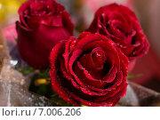 Букет из роз. Стоковое фото, фотограф Роман Гурков / Фотобанк Лори