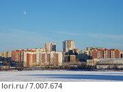 Вид на 8-й микрорайон. Первоуральск (2015 год). Стоковое фото, фотограф М. Гимадиев / Фотобанк Лори