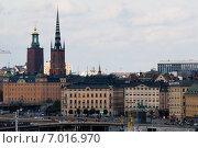 Стокгольм, Швеция. Городской вид. (2010 год). Редакционное фото, фотограф Roman Vukolov / Фотобанк Лори