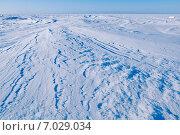 Белое море зимой. Стоковое фото, фотограф Александр Fanfo / Фотобанк Лори