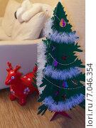 Новый год. Стоковое фото, фотограф Михаил Скутин / Фотобанк Лори