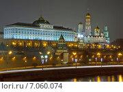 Большой Кремлёвский дворец (2015 год). Стоковое фото, фотограф Vladimir Oboliaev / Фотобанк Лори