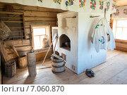 Русская печь (2014 год). Редакционное фото, фотограф Сергей Тарасов / Фотобанк Лори
