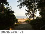 Финский залив. Стоковое фото, фотограф Палитра Красок / Фотобанк Лори