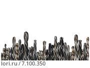 Купить «Сверла по металлу», эксклюзивное фото № 7100350, снято 9 марта 2015 г. (c) Юрий Морозов / Фотобанк Лори