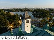 Купить «Ярославский музей-заповедник. Вид с колокольни», фото № 7120978, снято 20 августа 2013 г. (c) Free Wind / Фотобанк Лори