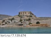 Греция, остров Крит, Спиналонга (2013 год). Стоковое фото, фотограф Александра Орехова / Фотобанк Лори