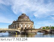 Купить «Музей Боде в Берлине, Германия», фото № 7163234, снято 25 мая 2014 г. (c) Аnna Ivanova / Фотобанк Лори