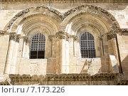 Храм Гроба Господня в Иерусалиме, Израиль (2013 год). Стоковое фото, фотограф Екатерина Высотина / Фотобанк Лори