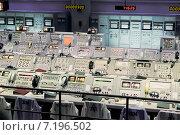 Купить «Внутри Центра управления полетами в Космическом центре имени Кеннеди, NASA прошлого века, мыс Канаверал, США», фото № 7196502, снято 22 ноября 2011 г. (c) vale_t / Фотобанк Лори