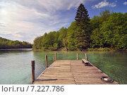 Купить «Croatia, Plitvicka Jezera, Plitvice Lakes National Park, Plitvice Lakes National Park», фото № 7227786, снято 18 декабря 2018 г. (c) BE&W Photo / Фотобанк Лори