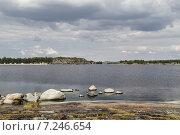 Ладожское озеро. Стоковое фото, фотограф олег данильченко / Фотобанк Лори