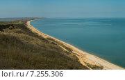 Купить «Азовское море, вид», фото № 7255306, снято 12 апреля 2015 г. (c) Королевский Василий Федорович / Фотобанк Лори