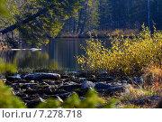 Река Тыгын. Стоковое фото, фотограф Рамиль Юсупов / Фотобанк Лори