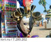 Венецианская маска (2007 год). Стоковое фото, фотограф Екатерина Пономарева / Фотобанк Лори