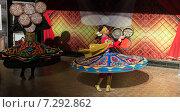 Купить «Египетский танец», эксклюзивное фото № 7292862, снято 20 мая 2019 г. (c) ФЕДЛОГ / Фотобанк Лори