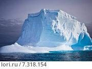 Купить «Antarctic iceberg», фото № 7318154, снято 3 марта 2009 г. (c) Goinyk Volodymyr / Фотобанк Лори