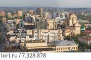 Один из кварталов центра Екатеринбурга. Стоковое фото, фотограф Мамылин Антон / Фотобанк Лори