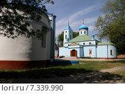 Купить «Церковь архангела Михаила. Ейск, Краснодарский край», фото № 7339990, снято 6 мая 2013 г. (c) A Челмодеев / Фотобанк Лори