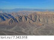 peru - nazca desertPeru, Nasca, Desert. Стоковое фото, агентство BE&W Photo / Фотобанк Лори