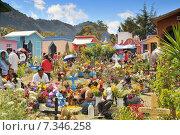 Купить «Day of the Dead at the San Cristobal de las Casas, MexicoDay of the Dead at the San Cristobal de las Casas, Mexico», фото № 7346258, снято 18 января 2020 г. (c) BE&W Photo / Фотобанк Лори