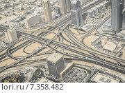 Дороги Дубая (2015 год). Редакционное фото, фотограф Карина Пискун / Фотобанк Лори
