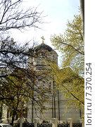 Владимирский собор (2015 год). Стоковое фото, фотограф Роман Гамов / Фотобанк Лори