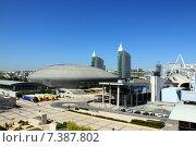 Купить «Выставочный центр в Лиссабоне», фото № 7387802, снято 19 сентября 2019 г. (c) Владимир Григорьев / Фотобанк Лори