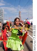 Parade of Cultures in Basel (2007 год). Редакционное фото, агентство Caro Photoagency / Фотобанк Лори