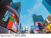 New York - DECEMBER 22, 2013: Times Square on December 22 in USA. Редакционное фото, фотограф Elnur / Фотобанк Лори