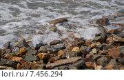 Купить «Морская пена», фото № 7456294, снято 28 апреля 2014 г. (c) Владимир Михайлюк / Фотобанк Лори