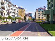 """Отель """"Стамбул"""" на улице Грибоедова в Батуми. Грузия, фото № 7464734, снято 9 июля 2013 г. (c) Евгений Ткачёв / Фотобанк Лори"""