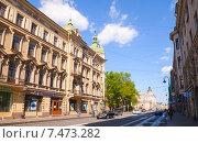 Санкт-Петербург, Каменноостровский проспект (2015 год). Редакционное фото, фотограф EugeneSergeev / Фотобанк Лори
